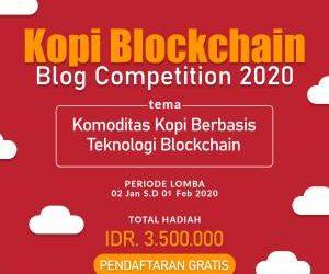 Juara 2 – Lomba Blog SEO – Kopi Blockchain – Februari 2020