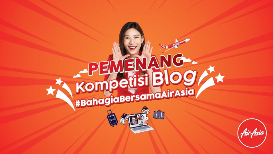 Pengirim Tercepat – Lomba Blog – AirAsia 2019