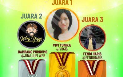 Juara 3 – Lomba Blog SSL Indonesia – Februari 2020