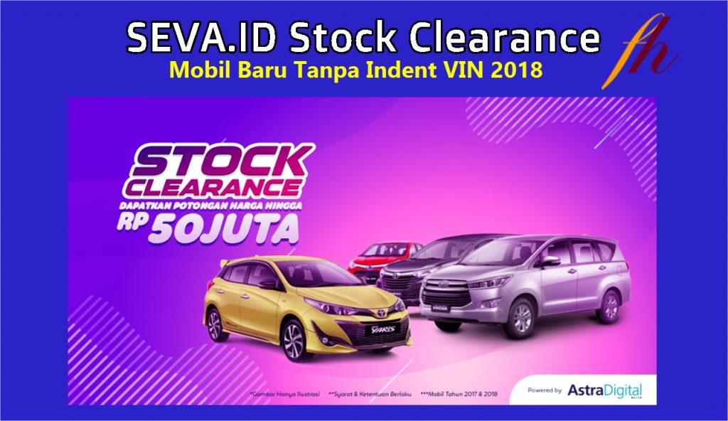 SEVA ID Stock Clearance