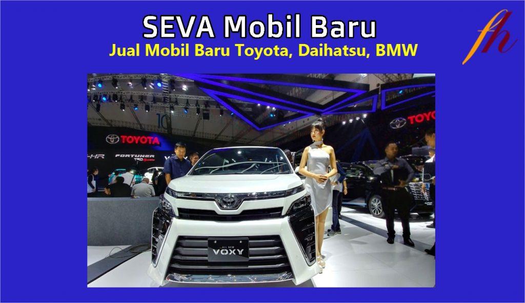 SEVA Mobil Baru