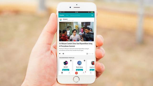 Sajikan Informasi Corona Terkini dan Terupdate, Aplikasi Kumparan Menjadi Portal Berita Terbaik Indonesia