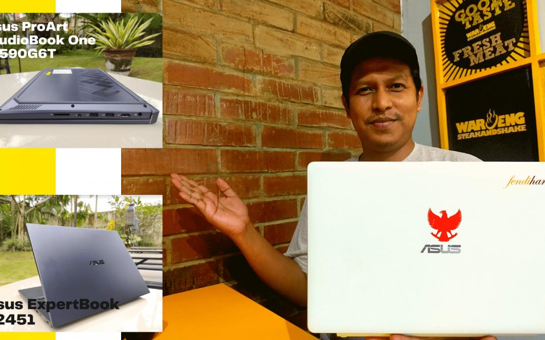 Apapun Bisnis Digitalnya, Laptop Asus Expert Series ini Solusinya!