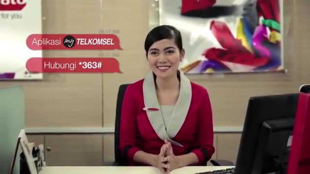Layanan Provider Telkomsel