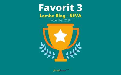 Juara Favorit 3 – Lomba Blog SEVA – November 2020