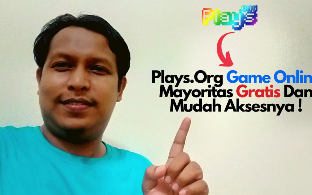 Biar Gak Bosan di Tengah Pandemi, Coba Mainkan Game di Plays.org